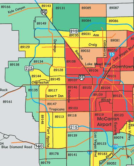 Crime Map Las Vegas  My Blog